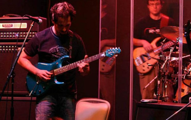 World class clinics and shows such as John Petrucci, Andy Timmons, Paul Gilbert & more